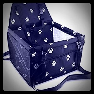 Pet Reinforced Booster Seat for Dog/Cat